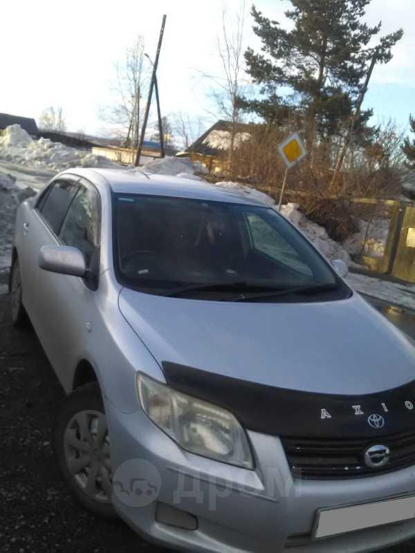 Toyota Corolla Axio, 2008 год, 500 000 руб.