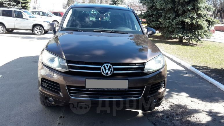 Volkswagen Touareg, 2013 год, 1 700 000 руб.