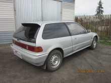 Тулун Civic 1989