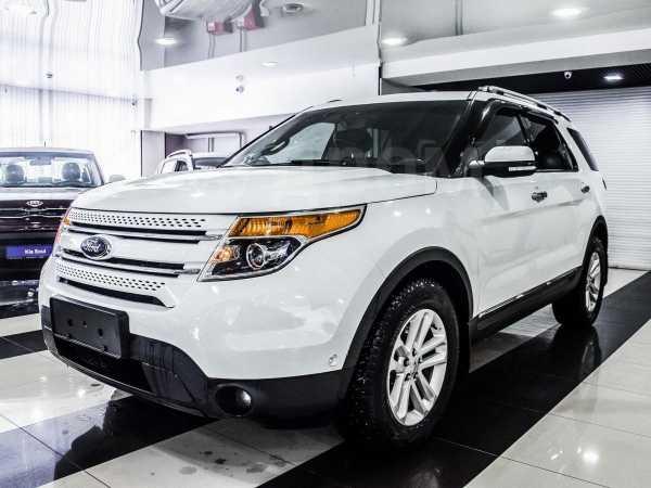 Ford Explorer, 2014 год, 1 070 000 руб.