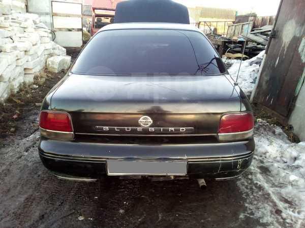 Nissan Bluebird, 1992 год, 100 000 руб.