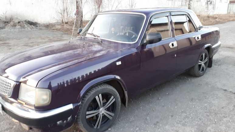 ГАЗ 3110 Волга, 2000 год, 85 000 руб.