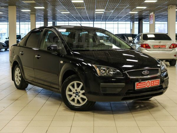 Ford Focus, 2008 год, 324 900 руб.