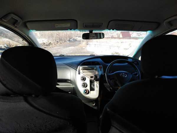 Toyota Ractis, 2009 год, 360 000 руб.