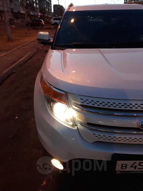 Ford Explorer, 2012 год, 1 450 000 руб.