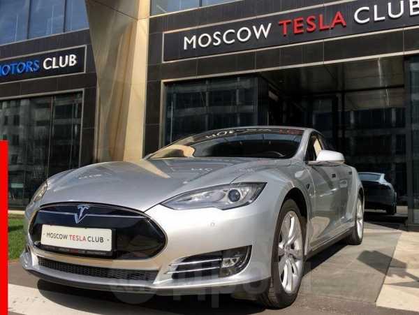 Tesla Model S, 2014 год, 3 550 000 руб.
