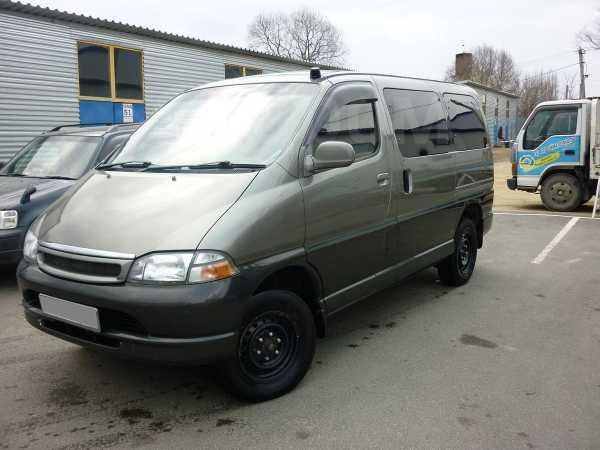 Toyota Granvia, 1998 год, 420 000 руб.