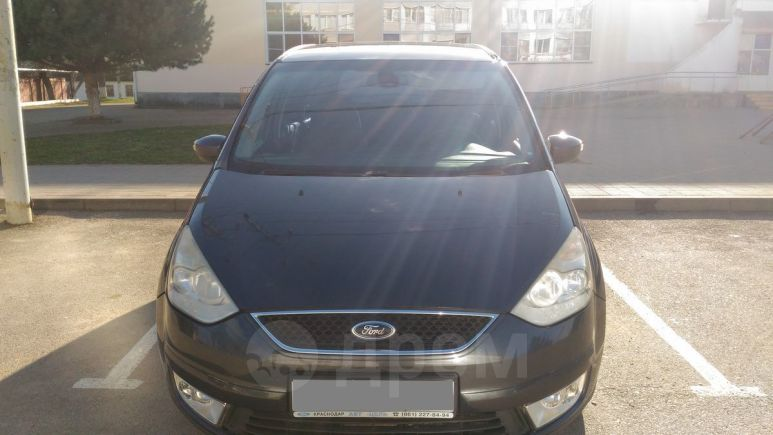 Ford Galaxy, 2006 год, 580 000 руб.