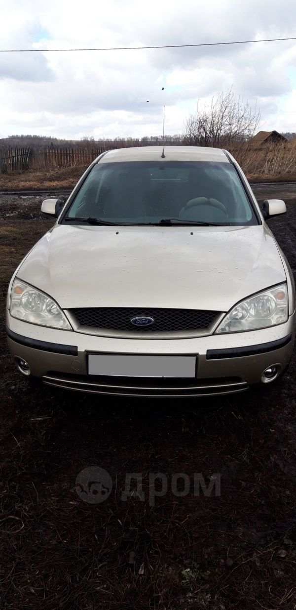 Ford Mondeo, 2004 год, 250 000 руб.