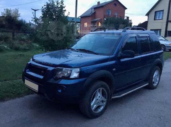 Land Rover Freelander, 2005 год, 530 000 руб.