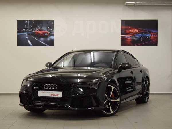 Audi RS7, 2016 год, 5 100 000 руб.