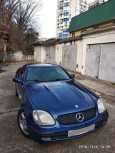 Mercedes-Benz SLK-Class, 1997 год, 375 000 руб.