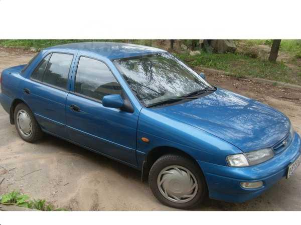 Kia Sephia, 1998 год, 200 000 руб.