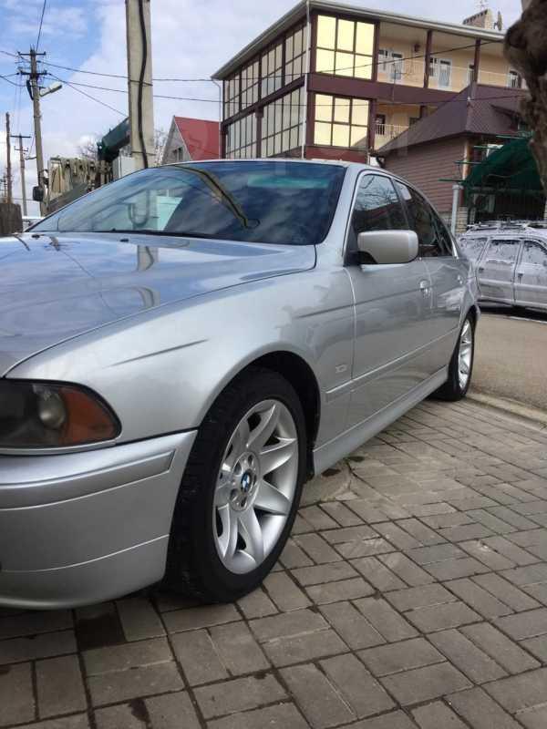 BMW 5-Series, 2003 год, 430 000 руб.