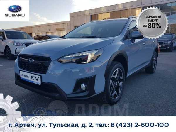 Subaru XV, 2018 год, 2 184 900 руб.