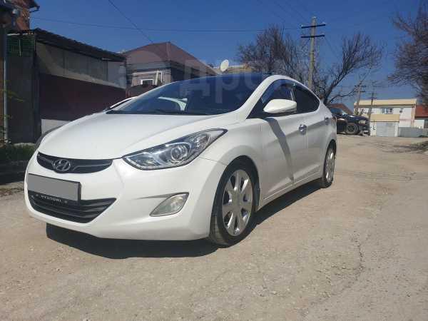 Hyundai Avante, 2011 год, 635 000 руб.