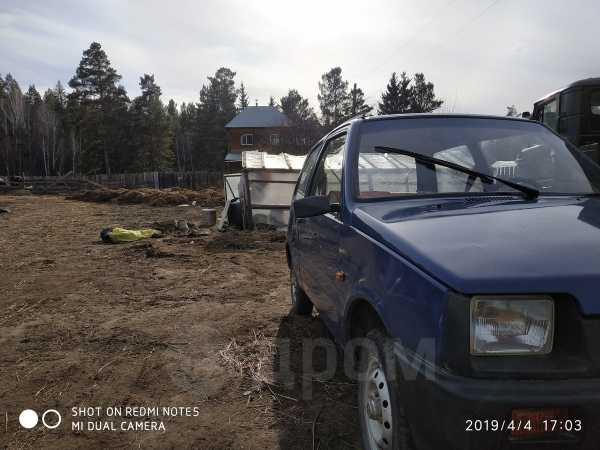Лада 1111 Ока, 2005 год, 95 000 руб.