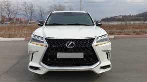 Находка Lexus LX570 2013