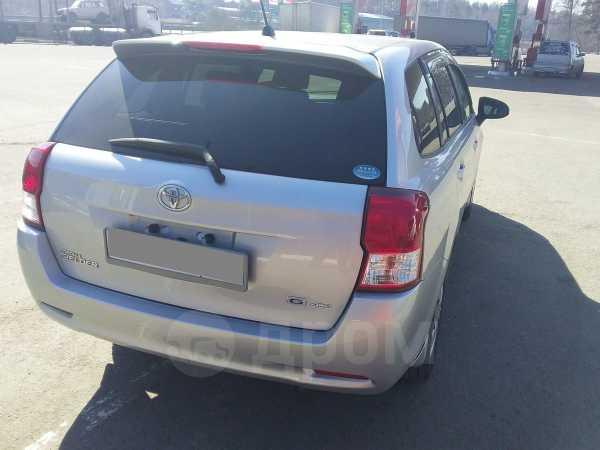 Toyota Corolla Fielder, 2013 год, 650 000 руб.