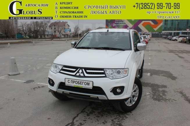 Mitsubishi Pajero Sport, 2014 год, 1 390 000 руб.