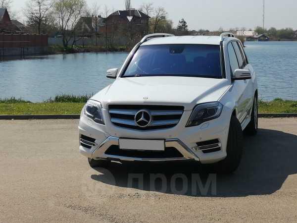 Mercedes-Benz GLK-Class, 2014 год, 1 377 000 руб.