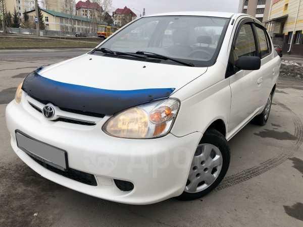 Toyota Echo, 2002 год, 285 000 руб.