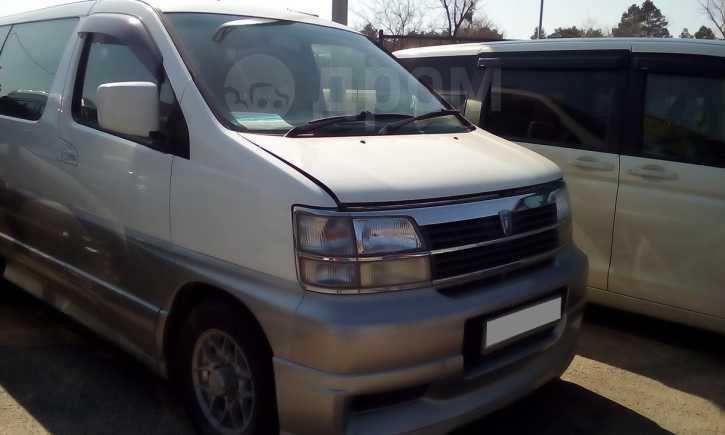 Nissan Caravan Elgrand, 1998 год, 550 000 руб.