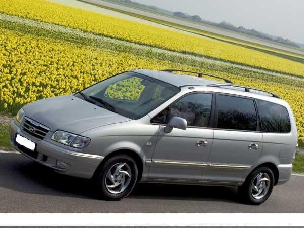 Hyundai Trajet, 2005 год, 350 000 руб.