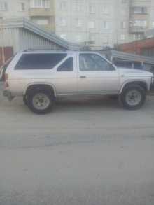 Новосибирск Terrano 1988