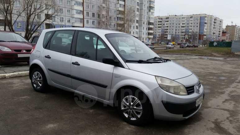 Renault Scenic, 2005 год, 260 000 руб.
