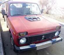 Комсомольск-на-Амуре 4x4 2121 Нива 1985
