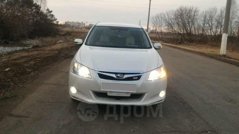 Subaru Exiga, 2011 год, 760 000 руб.