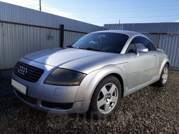 Audi TT, 2000 год, 400 000 руб.