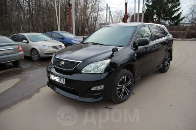 Toyota Harrier, 2005 год, 690 000 руб.