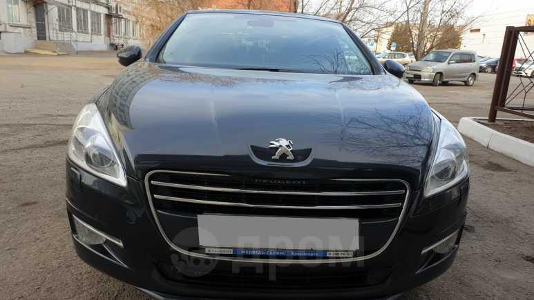 Peugeot 508, 2012 год, 850 000 руб.