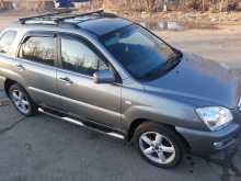Омск Kia Sportage 2007