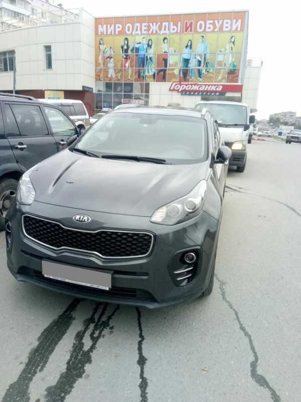 Kia Sportage, 2018 год, 1 609 000 руб.