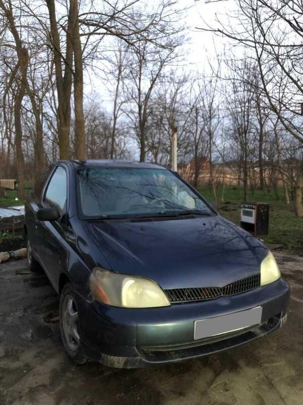 Toyota Echo, 2001 год, 160 000 руб.