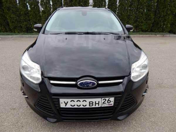 Ford Focus, 2012 год, 529 900 руб.