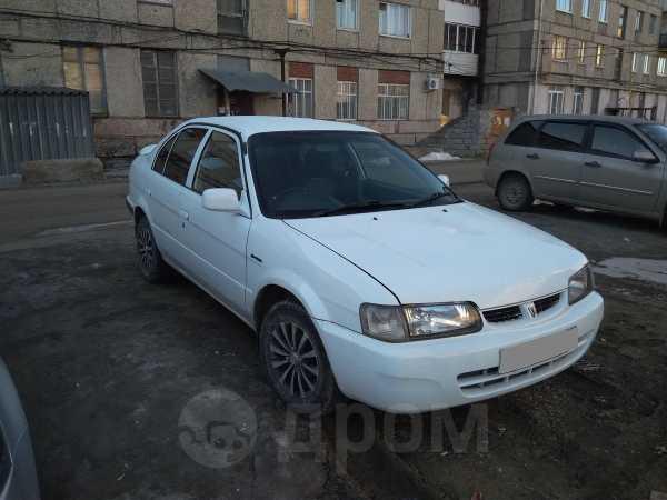 Toyota Corsa, 1995 год, 90 000 руб.