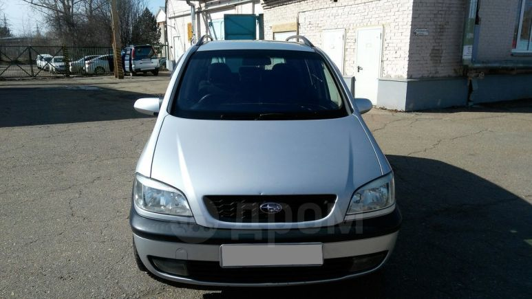 Subaru Traviq, 2002 год, 280 000 руб.