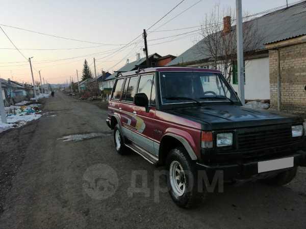 Hyundai Galloper, 1995 год, 190 000 руб.