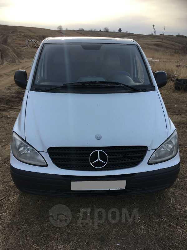 Mercedes-Benz Vito, 2004 год, 480 000 руб.