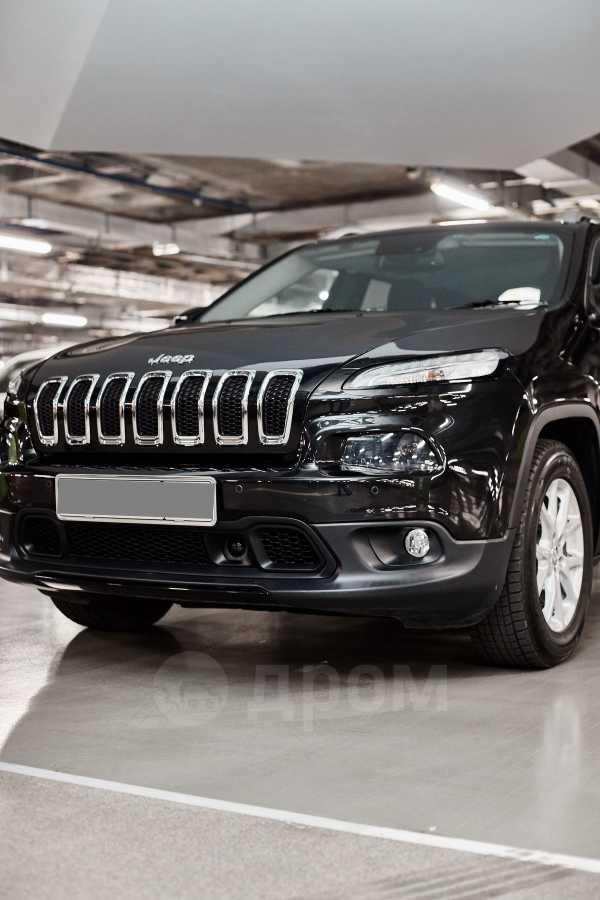Jeep Cherokee, 2014 год, 1 220 000 руб.
