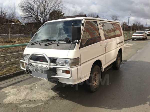 Mitsubishi Delica, 1992 год, 258 888 руб.