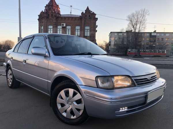 Toyota Tercel, 1998 год, 169 000 руб.