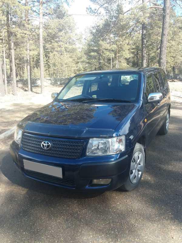 Toyota Succeed, 2008 год, 425 000 руб.