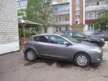 Хабаровск Megane 2012
