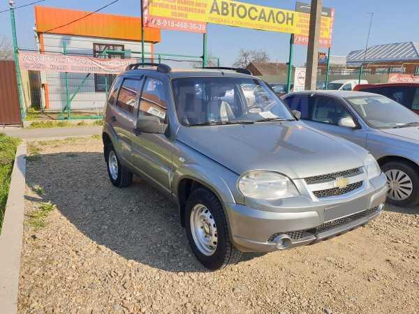 Chevrolet Niva, 2006 год, 198 000 руб.