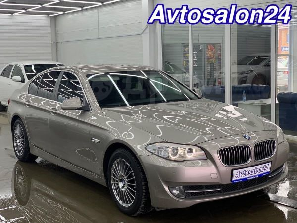 BMW 5-Series, 2012 год, 1 099 999 руб.